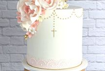 chrzicny tort