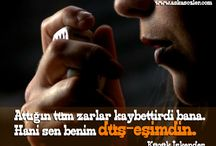 Aşk Sözleri / Küçük İskender