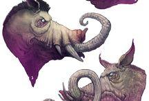 [Des] Various Creatures