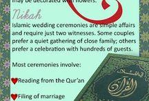 Islamic Weddings