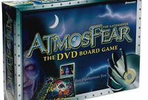 Halloween Board Game / Join me on my quest for the best Halloween board game!