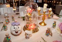 Beauty and The Beast Bridal Shower Theme