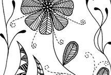 Zen tangles