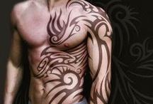 Skin art / by Mike Ferguson