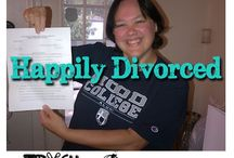Just Divorced / Send us a photo with your divorce papers! trashthedressbook at gmail dot com / by Trash The Dress Book Stories of Celebrating Divorce in your 20s