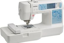 embroidery machine / by Polly Jones