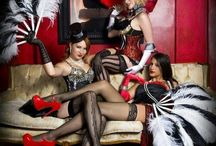 My Burlesque bday party