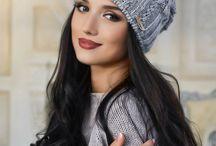 вяжем шапки шарфы