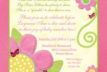 2nd Baby Shower Ideas / by Erin Cone