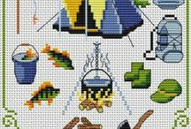 Cross stitch - Special things
