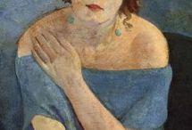 arte - Guido Cadorin (1892-1976) / arte - pittore italiano