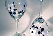 kreslenie-sklo,porcelan