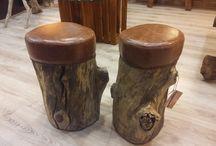 decoracion con maderas del mar / decoracion para el hogar con madera de deriva