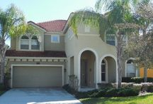 """Watersong Holiday Villa / This brand new rental in the Watersong gated community is huge, with a impressive 4,200 square feet divided among two floors. On the first floor a spacious family room off the kitchen is equipped with a 60"""" HD television and Blu-Ray player."""