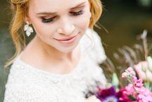 Bridal makeup / bridal makeup from Utah, hope you get inspired for your big day :)