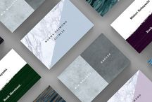 Texture – Strut and Fibre Business Card Templates / A selection of Texture business card templates available to customise and order on our site.
