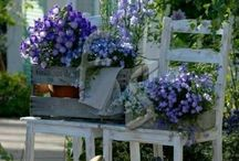 decoraçao para jardim