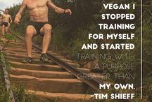 Vegan Athletes / Some of the world's most inspiring vegan athletes and runners - From Vegan Adventurist | www.veganadventurist.com