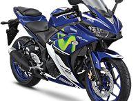 Yamaha YZF R25 / Kredit Motor Yamaha R25 / GP Tech 3 / Movistar / ABS Dealer Resmi Yamaha Jakarta, Depok, Tangerang dan Bekasi. Bayar DP Saat Motor Diterima.
