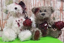 Undead Teddy's and Love A-Gore / Lovely Goreable Adorables