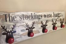 cricut projects- Christmas