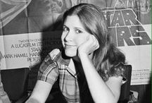 Oh Princess, My Princess / The late, great Carrie Fisher (1956-2016)  Rest in peace.