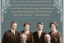 Genealogy:  Research and Preservation / Sources and tips for Genealogical Research as well as archiving photos.