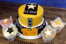 Army Promotion Ceremony / by Angie Rhoads