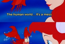 The Little Mermaid / by Susanna Hamilton