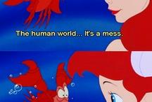 The Little Mermaid / by Susanna Hamilton