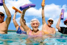 Exercises for Older People / Keeping active in older age is the key to staying mobile and independent.