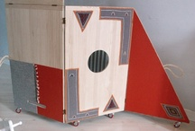 Kids Design Furniture / Dětský designový nábytek