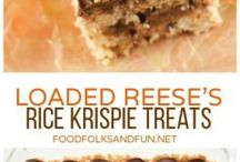 Sweet Treats / Delicious Sweet Treats including Desserts, Bars, and all kinds of recipes that are sure to satisfy your sweet tooth
