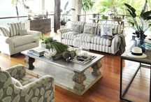Tropical Vintage Home / by Sassaby Parties