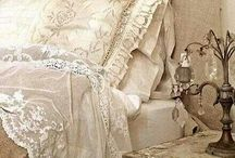 Linen and Bedding / Vintage linen and bedding