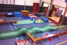 Bewegen met kinderen / Sportief bezig zijn met kinderen