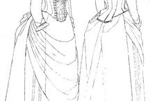 Viktorian dress