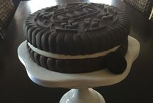 Oreo Cakes, Cupcakes and cookies / Oreo cakes, cupcakes and cookies