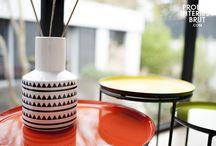 Vaisselles Déco ! / De la vaisselles colorées scandinave, bohème chic, pour des repas tout en couleurs !