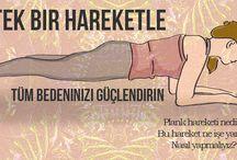 SPOR HAREKETLERI