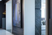 Interior doorways