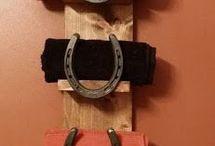 Horseshoes crafts