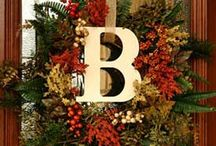 Wreaths / by Diane Henson RE/MAX of Conway