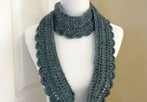 Scarf / Cowls / Free crochet patterns for scarves and cowls