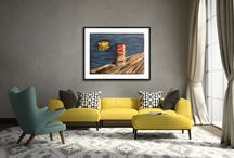 www.nauti.design / Nautical art by Danica Surette