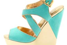 Colors: Light Blue and Gold