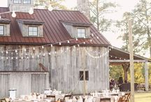 Wedding Ideas / Rustic & vintage wedding ideas