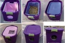 Keeping Pets Warm / Different ways to keep your pets warm this winter