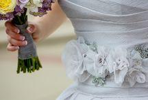 Spring Wedding Floral / Spring wedding floral inspiration designed by Minneapolis wedding florist Artemisia Studios.