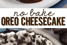 no bake sweets